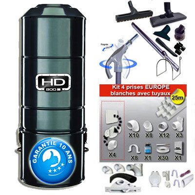 aspirateur-central-hd801c-sans-sac-sans-filtre-garantie-10-ans-kit-flexible-interrupteur-9m-et-8-accessoires-kit-4-prises-kit-prise-balai-kit-prise-garage-surface-jusqu-a-600m2-150-x-150-px