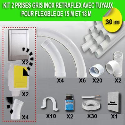 kit-2-prises-retraflex-gris-inox-avec-tuyaux-pvc-pour-flexibles-de-9m-et-12m-non-fournis--150-x-150-px