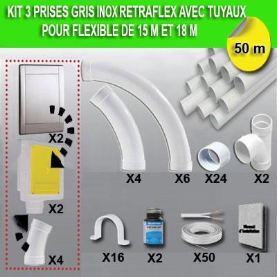 kit-2-prises-retraflex-gris-inox-avec-tuyaux-pvc-pour-flexibles-de-15m-et-18m-non-fournis--150-x-150-px