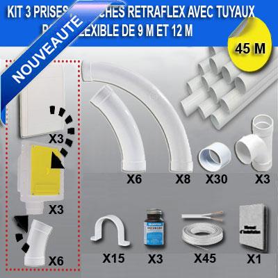 kit-3-prises-retraflex-blanches-nouvelle-generation-20-plus-petit-que-le-premier-modele!-avec-tuyaux-pour-flexible-de-9m-et-12m-150-x-150-px