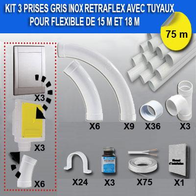 kit-3-prises-retraflex-gris-inox-avec-tuyaux-pvc-pour-flexibles-de-15m-et-18m-non-fournis--400-x-400-px